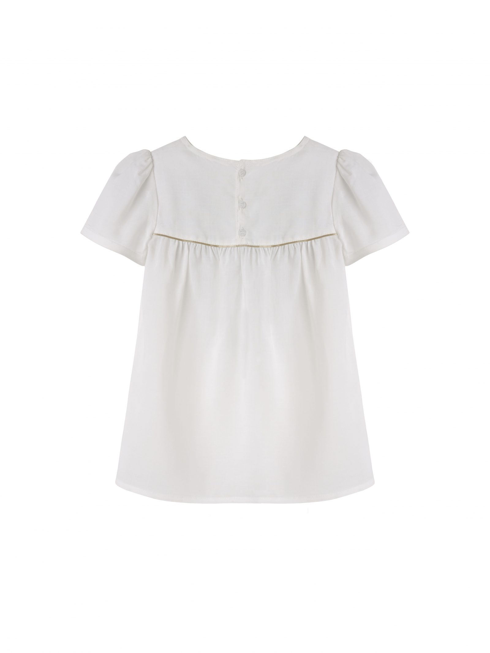 Pattie Blouse Ivory