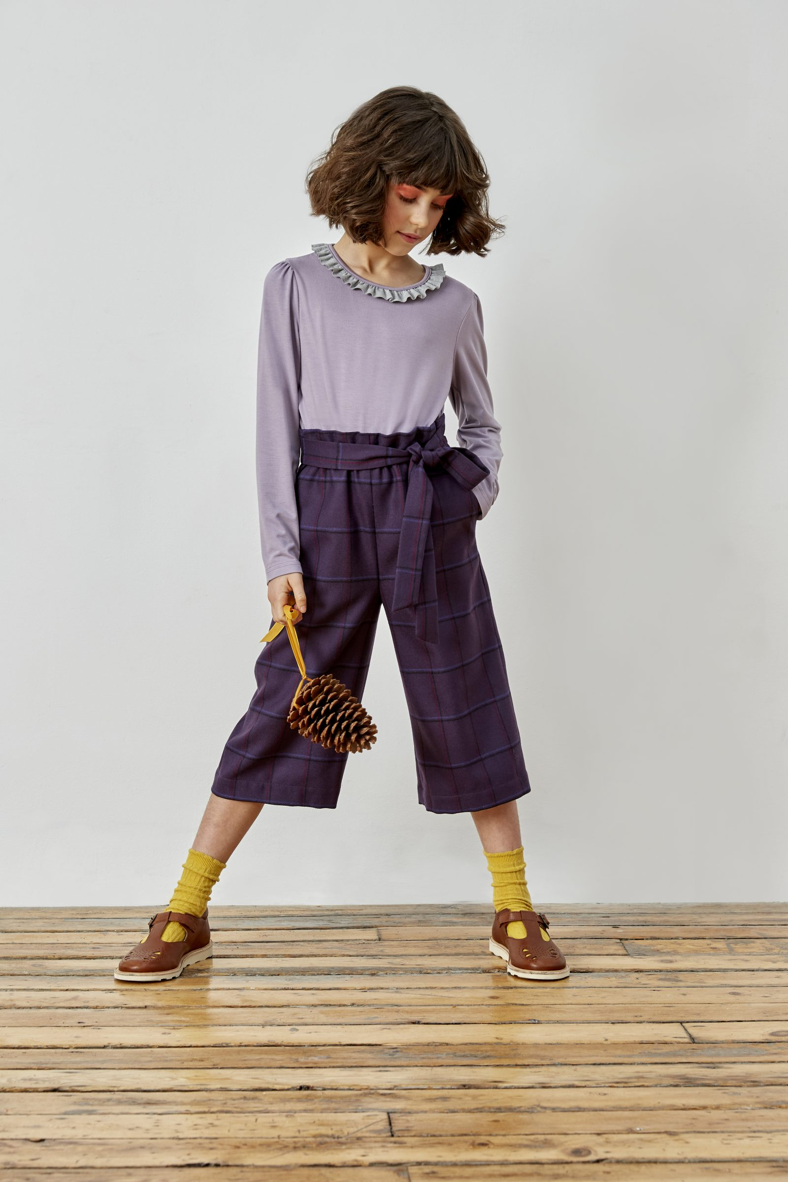 Forest Fruit Culottes